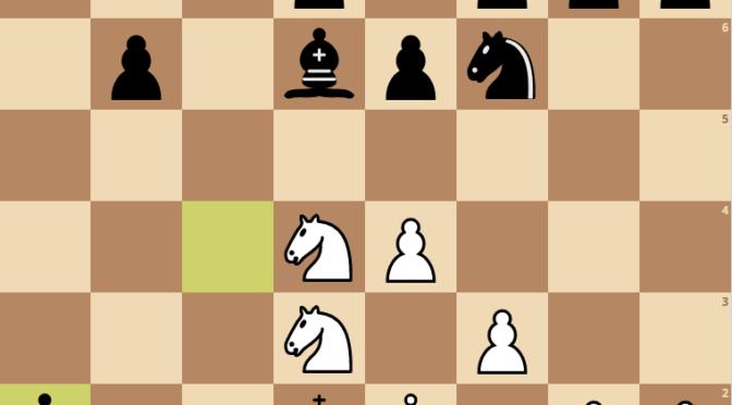 Víkendové šachové soustředění U Adámků 2021